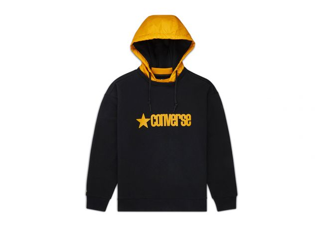 REMOVABLE HOODED CREW