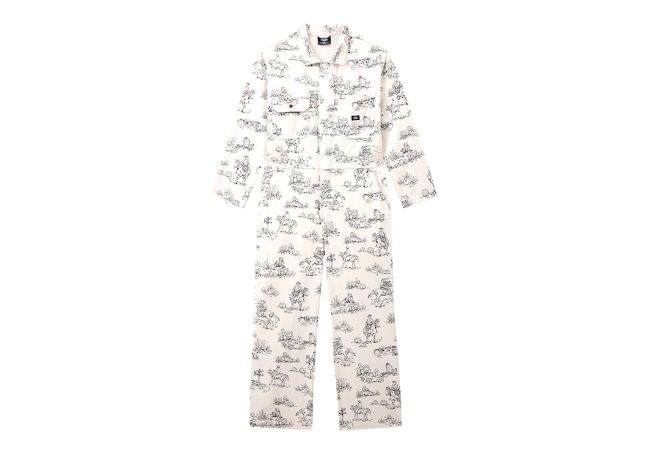 SIBLEY COVERALL