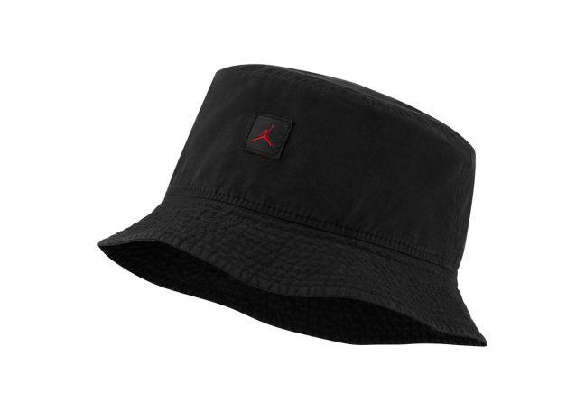 JORDAN BUCKET JM WASHED CAP