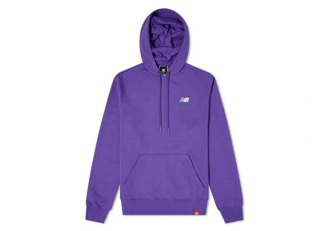NB ESSENTIALS EMBROIDERED HOODY