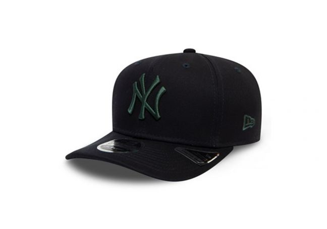 NEW YORK YANKEES COLOUR ESSENTIAL NAVY STRETCH SNAP 9FIFTY CAP