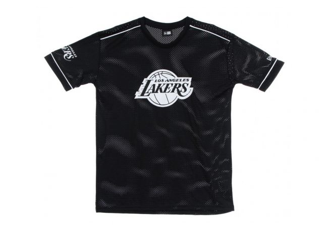 NBA TEAM LOGO OVERSIZED TEE LAL