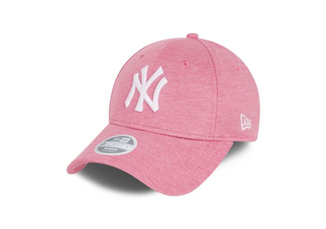 NEW YORK YANKEES ESSENTIAL WOMENS PINK 9FORTY CAP