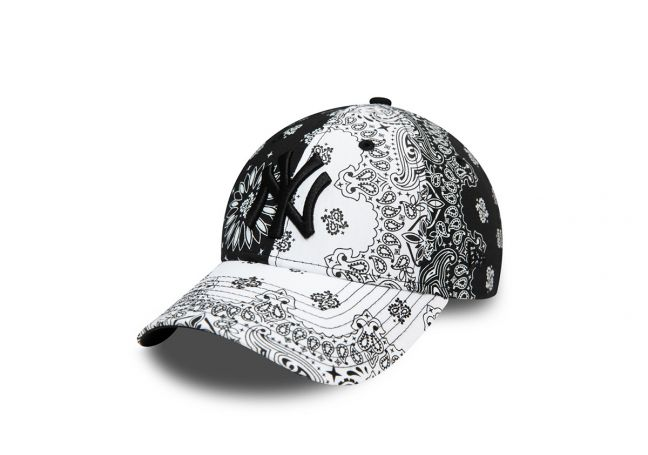 WMNS PAISLEY 9FORTY YANKEES