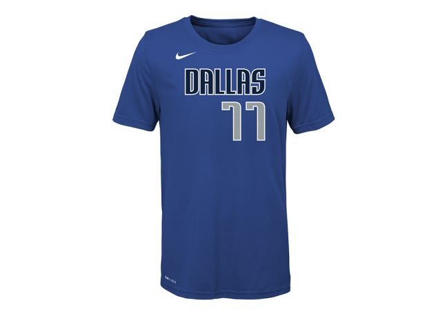 ICON NAME & NUMBER SS TEE DONCIC