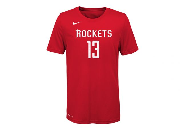 ICON NAME & NUMBER SS TEE HARDEN