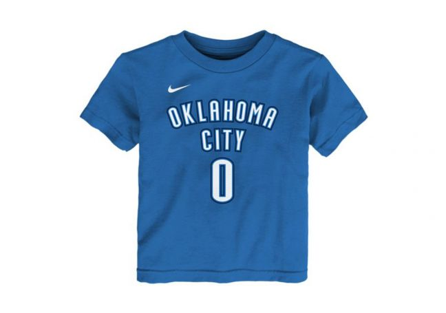 ICON NAME & NUMBER SS TEE WESTBROOK