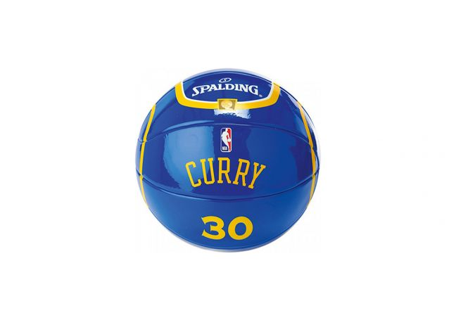 GSW JERSEY BALL #30 CURRY SZ1,5