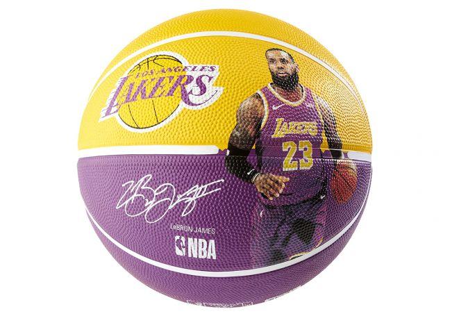 NBA PLAYER BALL LAKERS LEBRON SZ5