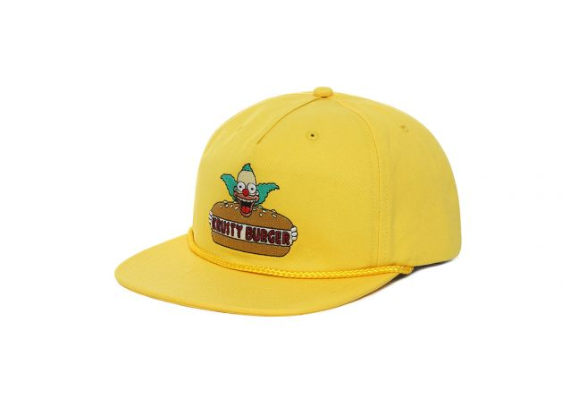 MN VANS X THE SIMPSONS SHALLOW UNSTRCTRD THE SIMPSONS KRUSTY