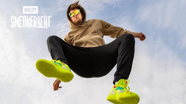 SNEAKERBEAT by BALLZY ft. KOHVER EP 3.