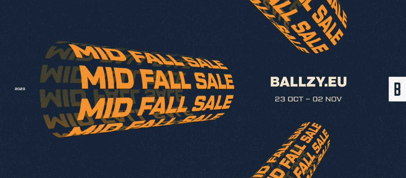 Mid Fall Sale