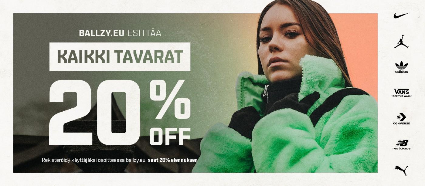 -20% Off December (FI)