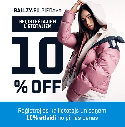 -10% Off Registered (LV)