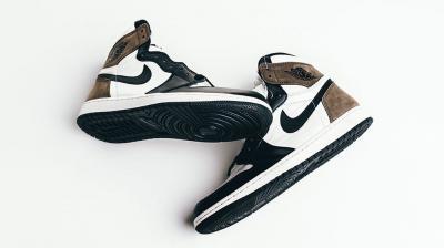 """Air Jordan 1 """"Dark Mocha"""""""