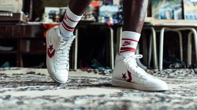 Converse Pro leather X Ballzy
