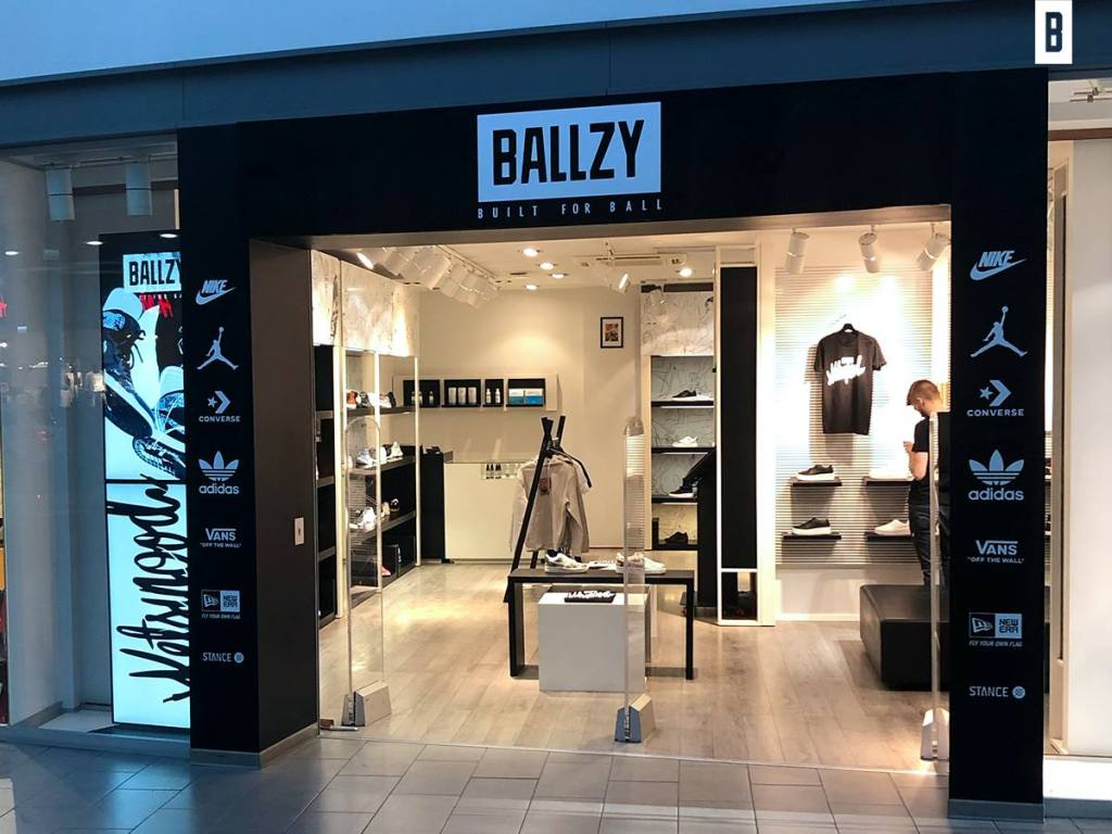 Ballzy Ketsipood Tallinnas